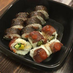 reindeer sushi