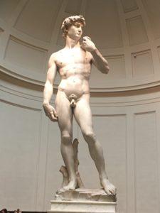 statue David